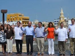 Concluye XVIII reunión del Grupo de Alto Nivel de la Alianza del Pacífico en Cartagena