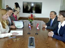 MINCETUR busca promover TLC con Costa Rica durante ExpoPerú Centroamérica