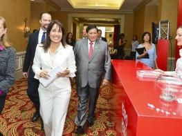 Ministra Silva se reunirá con su par de Costa Rica dentro del marco de la ExpoPerú Centroamérica