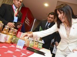 Ministra Silva: ExpoPerú Centroamérica 2013 logró ventas por casi US$ 18 millones