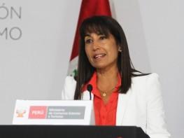 Ministra Magali Silva señaló que Alianza del Pacífico trabajará en homologación de las normas tributarias