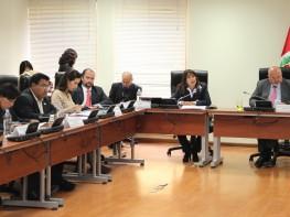 Ministra Silva presentó estrategias de su sector ante Comisión de Comercio Exterior y Turismo del Congreso