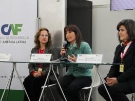 Ministra Magali Silva inauguró seminario del cacao en América Latina