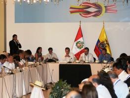 PYMES concretarían negocios por US$ 10 millones durante V Encuentro Binacional Perú-Ecuador