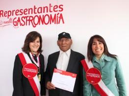 Stand interactivo de la Marca Perú bate récord de asistencia en Mistura