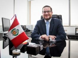 Designan a Edgar Manuel Vásquez Vela como nuevo viceministro de Comercio Exterior