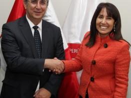Perú y Turquía formalizan inicio de negociaciones para un TLC
