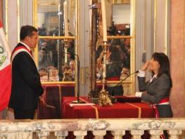 Ejecutivo ratifica en el cargo a la Ministra de Comercio Exterior y Turismo