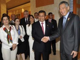 Ministra Magali Silva impulsa agenda de negociaciones comerciales en el marco del Foro APEC en Indonesia