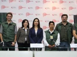 Perú organiza por primera vez un Big Day