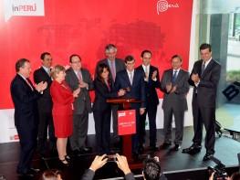 Ministra Magali Silva continúa Road Show de la Alianza del Pacífico en Bogotá