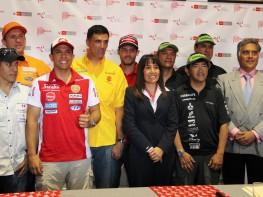 Perú estará presente en el Rally Dakar 2014