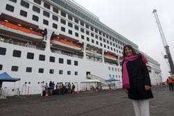 Perú es destino de cruceros de lujo gracias a la promoción del país, destaca la Ministra Magali Silva