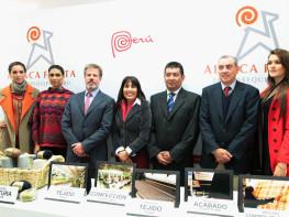 Ministra Magali Silva anunció realización de Alpaca Fiesta 2014