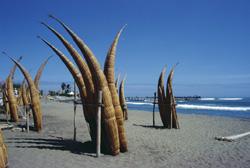 """Ministra Silva: """"Recomendación del New York Times para visitar playas del norte posiciona la Ruta Moche"""""""