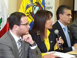 Comunicado conjunto en el marco de la reunión de Ministros de Comercio de Ecuador y Perú
