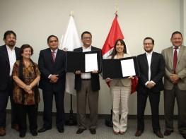 Ministra Magali Silva anuncia convenio con Minagri para que OCEXs cuenten con expertos en temas agrícolas para facilitar ingreso de productos peruanos a mercados internacionales