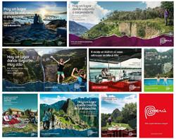 Ministra Magali Silva presenta la nueva campaña internacional de turismo de Promperú en FITUR 2015