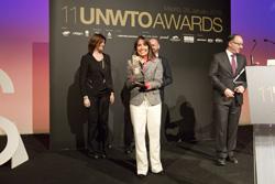 """Ministra Magali Silva: """"Programa de turismo interno ¿Y tú, qué planes? gana premio de la OMT"""""""