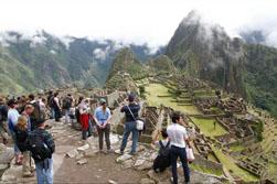 Ministra Magali Silva anuncia que el Perú se sumó a iniciativa de la Organización Mundial del Turismo que busca reducir la pobreza a través del turismo