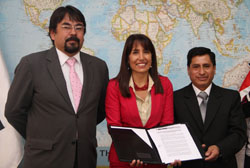 Ministra Silva: Promaca Perú impulsará oferta competitiva de maca en el mercado internacional