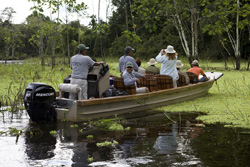 Ministra Magali Silva: Elección de Pacaya Samiria potencia nuestra Amazonía como destino