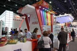 "Productos peruanos impactan paladares de los Emiratos Árabes Unidos en feria ""Gulfood"" de Dubai"