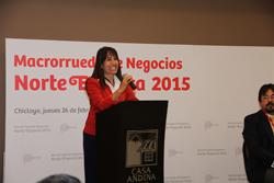 Ministra Silva: Norte Exporta supera expectativas y alcanza los US$ 64.5 millones en transacciones comerciales