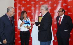 Ministra Magali Silva inaugura en Panamá Consorcio Perú Tech Panamá, formado por 9 empresas de software peruano