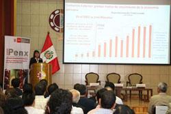 Ministra Magali Silva presentó el Plan Estratégico Nacional Exportador – PENX 2025 en la región La Libertad