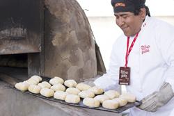 Pan de zapallo de carga se elaboró por primera vez en Perú, mucho gusto Tacna