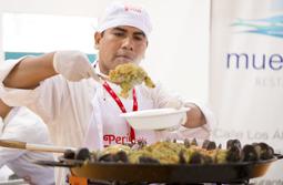"""Ministra Magali Silva: """"Más de 26 mil personas asistieron al festival gastronómico Perú, mucho gusto Tacna"""""""