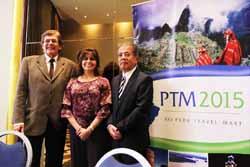 Perú Travel Mart 2015 contará con cifra récord de compradores internacionales