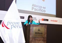 Ministra Silva inaugura Foro de Oportunidades para Emprendedores de Alto Impacto en la Alianza del Pacífico