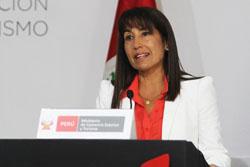 Ministra Silva anuncia que 52 empresarios brasileros confirmaron su participación en primera fecha de Perú Moda y Perú Gift Show 2015