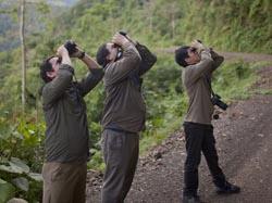 Ministra Magali Silva anuncia VI Concurso de Observación de Aves en Madre de Dios