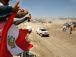 Mincetur confirma participación de Perú en Rally Dakar 2016