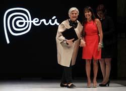 Ministra Magali Silva: Max Mara deslumbró en primera fecha de Perú Moda 2015