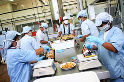 Ministra Magali Silva: 32 empresas peruanas del sector pesquero participan en la feria Seafood Expo Global 2015 de Bruselas