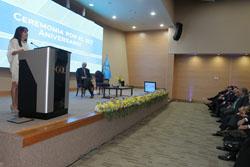 Ministra Silva destaca el compromiso de la Cámara de Comercio de Lima en la integración de la economía peruana al mundo