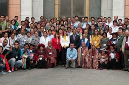 """Delegación peruana se alista para viajar a Washington DC al Smithsonian Folklife Festival """"Perú Pachamama"""""""