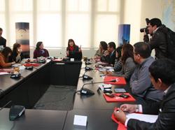 "Ministra Magali Silva presenta primer estudio de la serie ""Turismo en Cifras"""