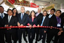 Ministra Magali Silva: Perú mostrará innovación y variedad en exportación de alimentos en Expoalimentaria2014 Mincetur invertirá S/. 11 millones