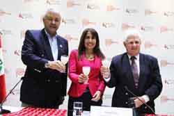 Ministra Silva: Exportaciones de pisco crecieron 168% en los últimos cinco años
