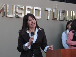 Ministra Magali Silva anuncia inversión de S/. 40 millones en Túcume