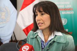 Ministra Magali Silva anuncia ganadores del IV Concurso de Observación de Aves que se realizará en Tumbes