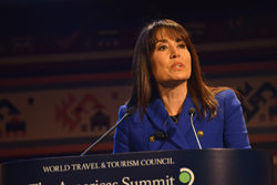 Ministra Magali Silva anuncia creación de Ventanilla Única de Turismo en inauguración de Cumbre Regional de Turismo