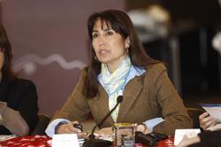 Ministra Magali Silva presenta el Perfil del Turista Extranjero