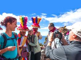 Ministra Magali Silva anuncia actividades por el Día Mundial del Turismo