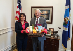 Ministra Magali Silva promueve acceso de nuevos productos peruanos en Estados Unidos